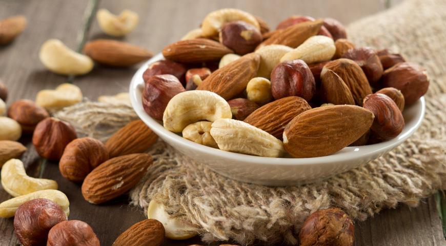 Орехи дюкан